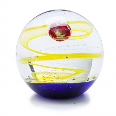 Paperweight Galaxy Colore Kare Design