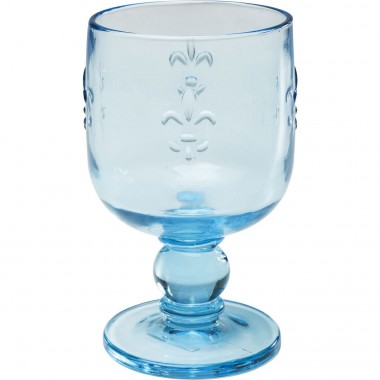 Wine Glass Goblet Turquoise Kare Design