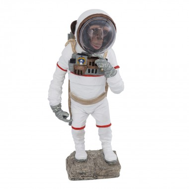 Deco Figurine Space Monkey 49cm Kare Design
