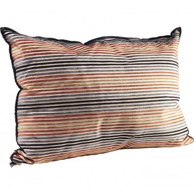 Cushion Zipper Stripes 45x60cm Kare Design