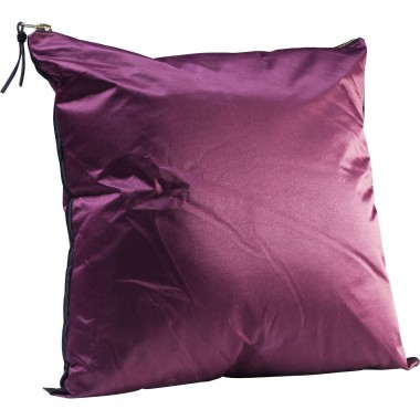 Cushion Zipper Purple 45x45cm Kare Design