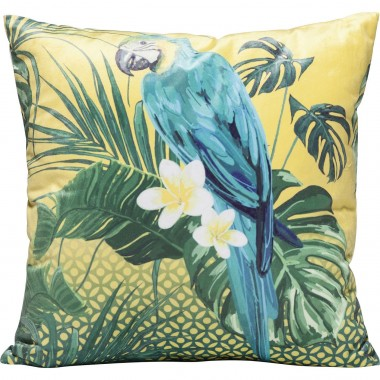 Cushion Jungle Parrot 45x45cm Kare Design