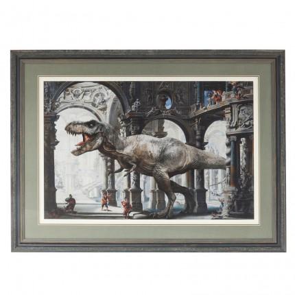 Picture Frame Art Dino 86x116cm Kare Design