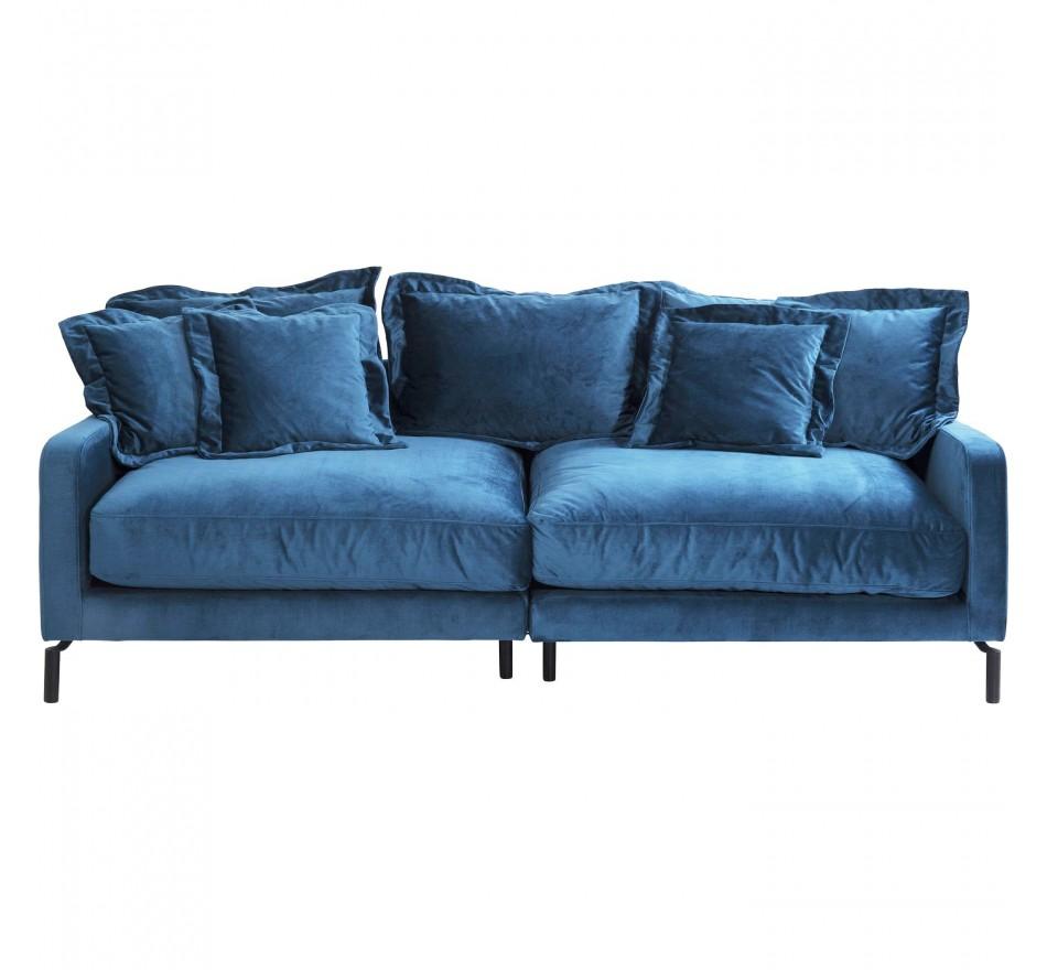 Sofa Lullaby 2-seater Bluegreen Kare Design