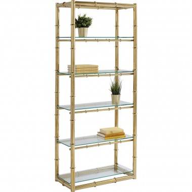 Shelf Zoom Gold 76cm Kare Design