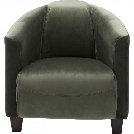 Arm Chair Cigar Lounge Green Kare Design