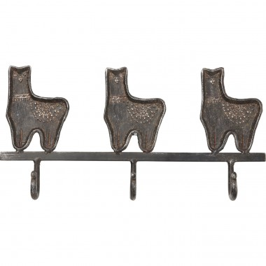 Coat Rack Alpacas Kare Design