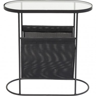 Side Table Mesh Journal 53,5x25cm Kare Design