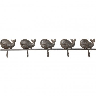 Coat Rack Whale Watching Kare Design