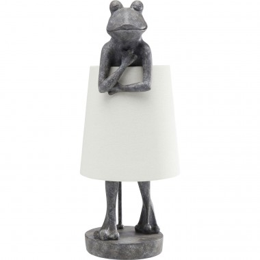 Table Lamp Animal Frog Grey Kare Design