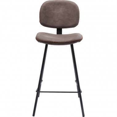 Bar Stool Barber Brown 65cm Kare Design
