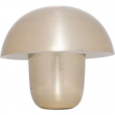 Table Lamp Mushroom Gold Small Kare Design