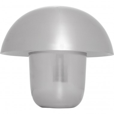 Table Lamp Mushroom Chrome Small Kare Design