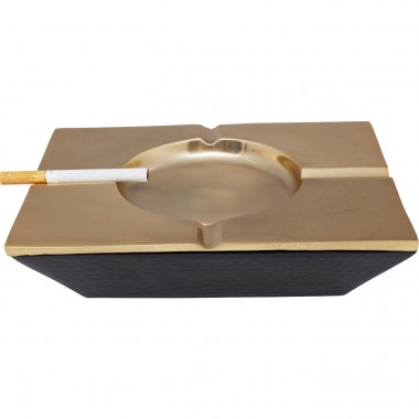 Ashtray Galan Rectangular Kare Design