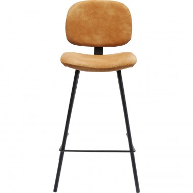 Bar Stool Barber Orange 65cm Kare Design