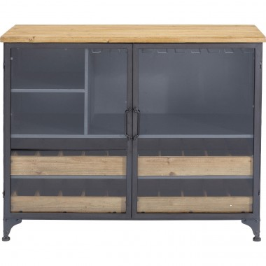 Wine Cabinet Refugio 82cm Kare Design