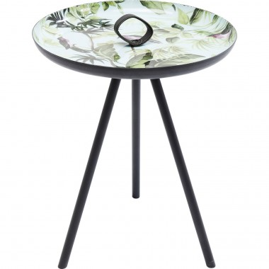Side Table Jungle Birds Ø39cm Kare Design