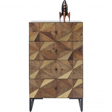Dresser Illusion Gold Kare Design