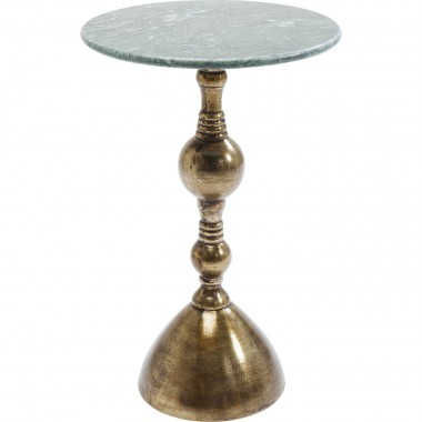 Side Table Souk Green Marble 62cm Kare Design