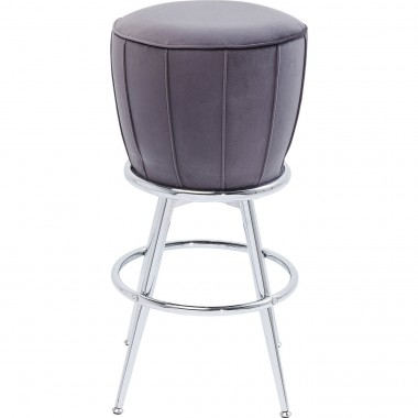Bar Stool After Work Chrome Kare Design