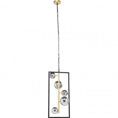 Hanging Lamp Balloon Cube 75x34cm Kare Design