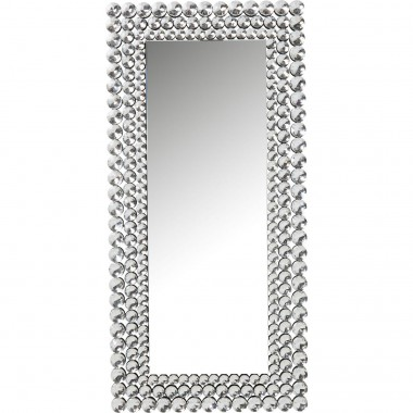 Mirror Diamond Fever Rectangular 162x78cm Kare Design