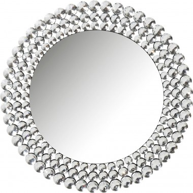 Mirror Diamond Fever Ø100cm Kare Design
