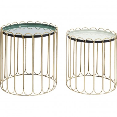 Side Table Cha Cha Cha (2/Set) Kare Design
