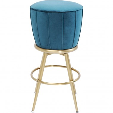 Bar Stool After Work Gold Kare Design
