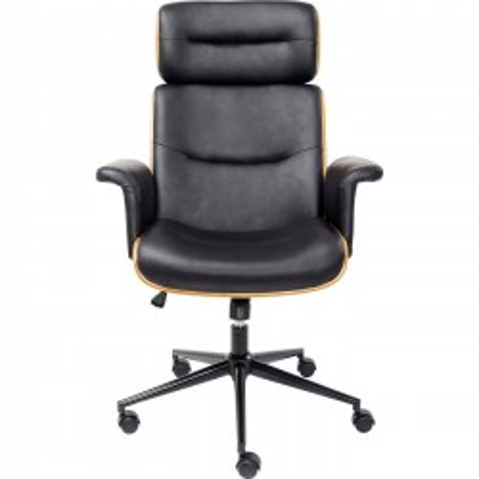 Chaise de bureau pivotante Check Out Kare Design