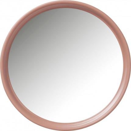 Mirror Salto Rose Ø80cm Kare Design