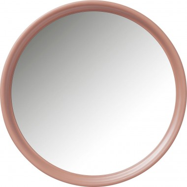 Mirror Salto Rose Ø80cm Kare Design