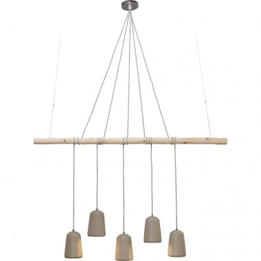 Suspension Dining Concrete cinq Kare Design