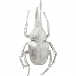 Wall Decoration Herkules Beetle Silver Kare Design