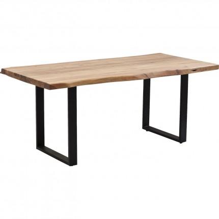 Table Black Nature 180x90cm Kare Design