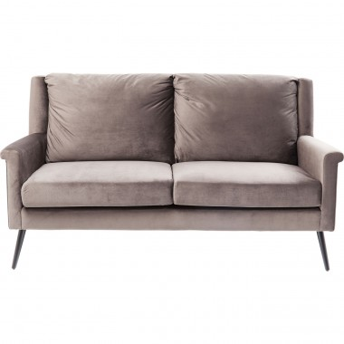 Sofa Two Seater San Remo Grey Kare Design