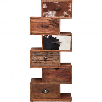 Dresser Rodeo Zick Zack 6Drw Kare Design