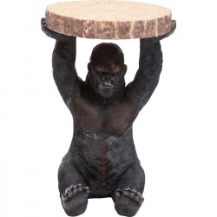 Side Table Animal Gorilla Ø37cm Kare Design