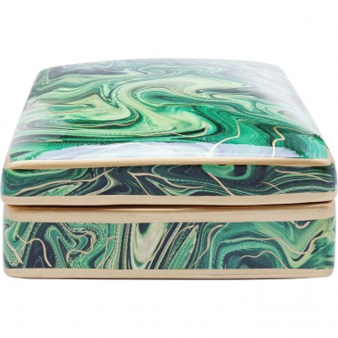 Deco Box Malachite Kare Design