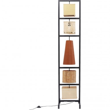 Floor Lamp Parecchi Nature 176cm Kare Design