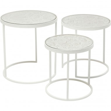 Side Table Sweet Home (3/Set) Kare Design