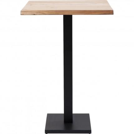 Bar Table Black Nature 70x70cm Kare Design