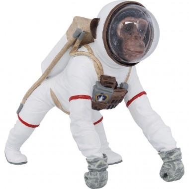 Deco Figurine Space Monkey 32cm Kare Design