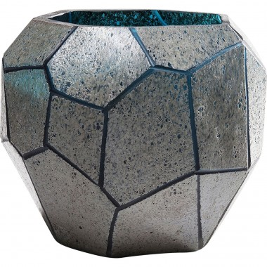 Vase Stone Grey Small Kare Design