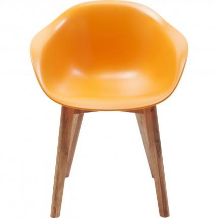 Chair w. Armrest Forum Scandi Object Orange Kare Design