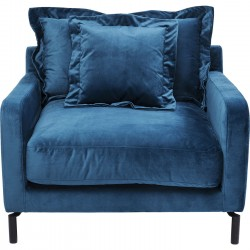 Armchair Lullaby Bluegreen Kare Design