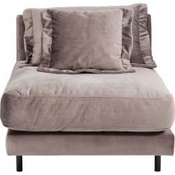 Sofa Element Lullaby Taupe Kare Design