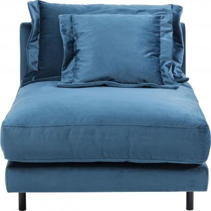 Sofa Element Lullaby Bluegreen Kare Design