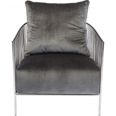 Arm Chair Sorento Grey Kare Design