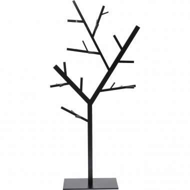 Coat Rack Technical Tree Black Kare Design